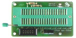 ZIF Socket  PIC 10F/12F/16F/16C/18F/24C
